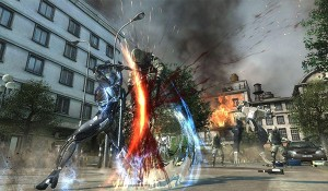 دانلود بازی Metal Gear Rising: Revengeance برای PC