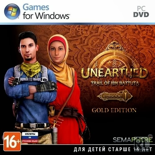 دانلود بازی Unearthed: Trail of Ibn Battuta - Episode 1 برای PC