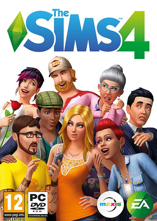 The-Sims-4-Cover
