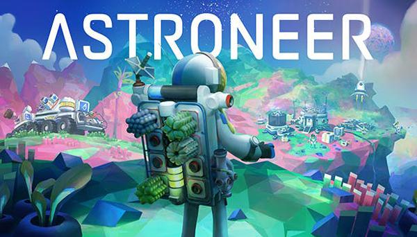 دانلود بازی نسخه فشرده ASTRONEER Automation برای PC