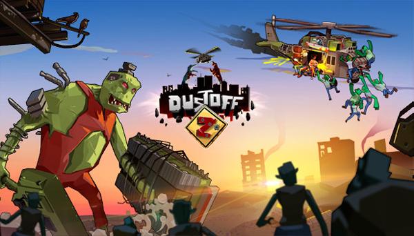 دانلود نسخه فشرده بازی Dustoff Z برای PC