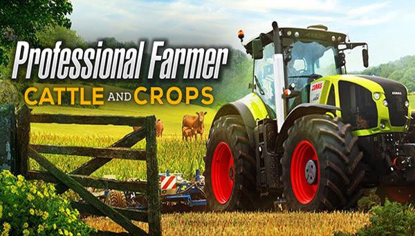 دانلود نسخه فشرده بازی Professional Farmer Cattle and Crops برای PC