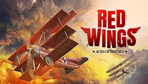 دانلود نسخه فشرده بازی Red Wings Aces of the Sky برای PC